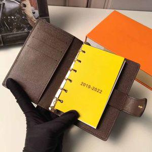 12 MODELL SMALL RING AGENDA COVER Designer WALLTEN Damen Herren Notebook Kredit mit Kasten