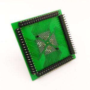 Soket Freeshipping QFN32 MLF32 IC Testi Soket Adaptör Pitch 0.5mm Programlama Soket Kapaklı Çip Boyutu 5 * 5 Flaş Adaptörü Yanık