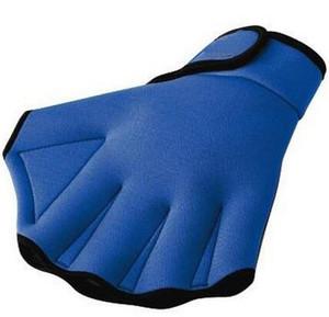 перчатки плавания неопрена фабрики web-fingered для водных видов спорта подгонянные различные имеющиеся цветы и размеры улучшают вашу скорость плавания