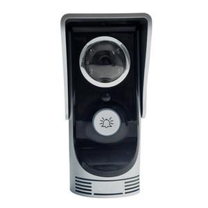 Wifi Video Phone Motion Intercom With Rainproof Camera Doorbell