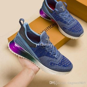 luxurydesigner y328 2019 famous Luxury Trend Casual Shoes Top quality Mens Casual shoes Mens Genuine Leather Lace Up Trend sport shoes