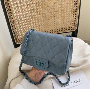 2020 New Small Bag Women Summer Trend Shoulder Bag Fashion Underarm Bags PH-CFY20052660