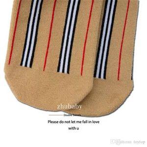New Children Joker Striped Socks Combed Cotton Socks For Boys And Girls Parents And Children Socks Free Shipping