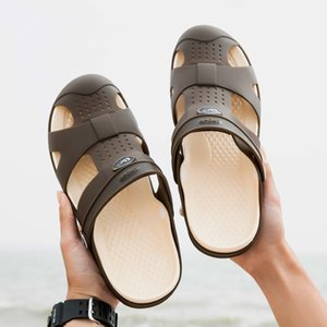 Original New Garden Tongs Chaussures Hommes eau antiderappant Summer Beach Aqua Slipper piscine Sandales jardinage