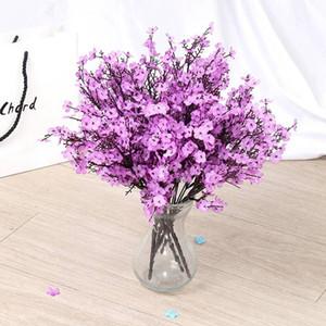Mini Sky Estrelas Flores estrelado naturais secas presentes flores do casamento Decoração Foto Props DIY Artesanato Decoração Tabela