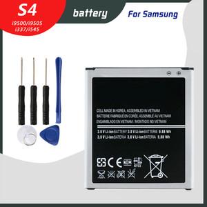 Batteria originale con NFC per Samsung Galaxy S4 SIV i9500 I9505 I9508 I9502 B600BE Li-ion imballaggio al dettaglio
