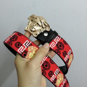 dragon d'or ceinture boucle ceintures légère de style punk métal tête de boucle de ceinture pièces ceinture légère hommes gaz hommes légers