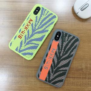 Mode telefon case designer für iphone xs max 7p / 8p 7/8 6p / 6sp 6/6 s xr x / xs soft case tpu zurück echt abdeckung mit 5 arten verfügbar