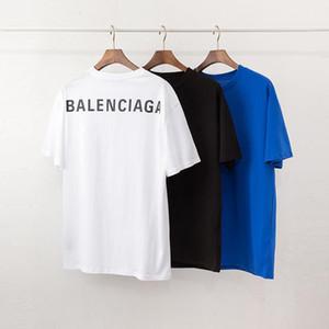 남성복 디자이너 T 셔츠 패션 남성 의류 2020 여름 캐주얼 스트리트의 T 셔츠 라운드 넥 짧은 소매 SM L XL XXL ## 665