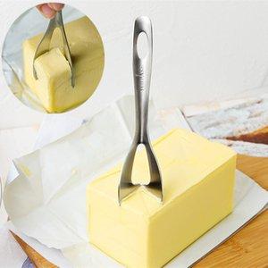 Нержавеющая сталь Масло нож Масло рубанок Сыр скребок выпекание Кондитерские инструменты Угловая масло Cutter инструменты кухни