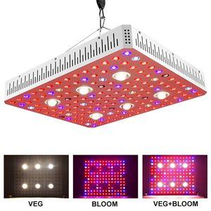 كامل الطيف LED نمو الخفيفة 1000W 2000W 3000W COB LED ضوء النبات ينمو مصباح للنباتات داخلية الاحتباس الحراري تنمو شوب