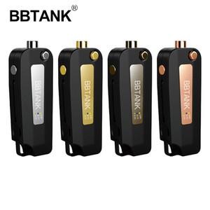 BBTANK-Schlüsselbox VV-Batterie 350 mAh BBTANK-Autoschlüsselbox MOD für die meisten 510-Gewindezerstäuber 3-stufige Spannungsanpassung USB-integrierter Vaporizer MOD