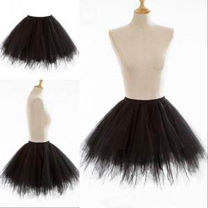 I bambini Petticoats per Formale / Flower Girl Dress Hoopless brevi Crinoline bambine / bambini / bambino sottogonna CPA782