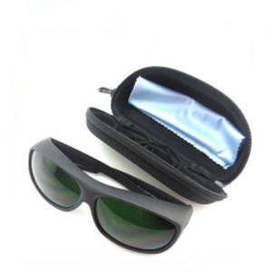 YAG الليزر النظارات الواقية 200nm-1064nm حماية الطول الموجي امتصاص النظارات الليزر نظارات النظارات الواقية IPL لآلة الليزر
