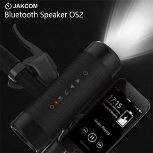 JAKCOM OS2 야외 무선 스피커 뜨거운 판매 태양 광 자전거 산악 자전거 led 빛으로 다른 휴대 전화 부품