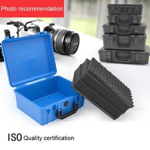 köpükle Plastik emniyet aracı vaka SLR İHA özelleştirilmiş kutusu taşınabilir açık fotoğrafik ekipman kutusu gösterge koruma kılıfı