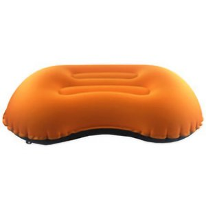 Travel Neck Pillow Ultralight Portable Inflatable Pillow Air Cushioning for Outdoor Tent Travel Soft Pillow