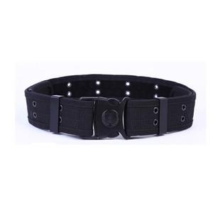 Cintura tattica militare da uomo, regolabile, resistente all'usura Cintura da cintura in nylon resistente