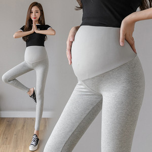 Summer Pregnant Women Leggings Mother 9 Pants 7 Pants Underpants Shorts For Maternity Clothes For PregnancyYoga Sports Trousers