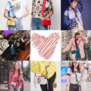 2019 nueva bolsa de la cámara de letras correa de hombro ancho pequeño señoras de bolso de cuero cuadrado del bolso bolsos de mano pequeña bolsa de hombro doble cremallera