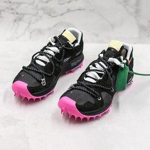NIKE Zoom Terra Kiger Hombres Correr Mujeres Diseñador Deportes Blanco Negro Verde Rojo Amarillo Púrpura Zapatillas deportivas al aire libre Zapatillas deportivas 5s