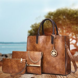 2020 nouveaux sacs à main trois pièces zi mu bao Personnalité populaire Sac à main épaule Sacs de Crossbody