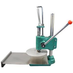 Manual Dough Imprensa Pizza Máquina máquina de formação