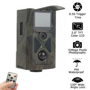 Wireless traccia macchina fotografica di caccia della fauna selvatica di sorveglianza di visione notturna telecamere HC550A 1080P 16MP Foto Trappola monitoraggio Hunting Telecamere