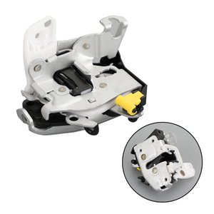 Areyourshop Car Door Lock Latch Assembly Front Left Fit For F150 F250 350 Super Duty 6C3Z2521813A Car Auto Accessories Parts