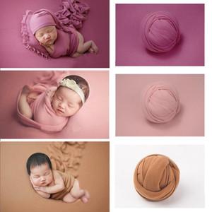 DonJudy 2020 New 160 * 150 centímetros recém-nascido Fotografia Props Blanket cobertor do bebê Fundo Tecidos Tiro do estúdio Acessórios