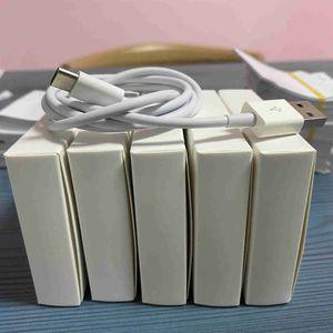 100pcs 6 gerações Original OEM 1m qualidade 3 pés 2M 6 pés Data Sync Cable USB Carga Com pacote de varejo novo