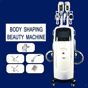 2020 ano Duplo Cryo alças Cryo lipólise emagrecimento máquina Arrefecer Body Sculpting cavitação RF Lipo Laser Fat Congelar máquina de emagrecimento gratuito