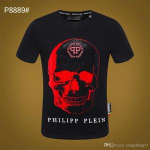 2020 prix bas des hommes de haute qualité T-shirt haut de créateur de mode pour hommes occasionnels imprimé d'été T-shirt à manches courtes nouveau T-shirt # 034
