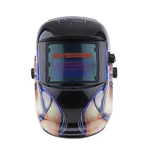 Máscara Solar Auto Escurecimento MIG MMA solda elétrica / Capacete / Lens para soldar Máquina ou Plasma Cutter