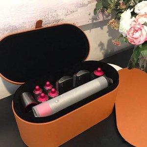 Meilleur qualité Dys Cheveux Bigoudi Multi-fonction Cheveux Styling dispositif automatique Fer À Friser 8 Tête cadeau boîte le plus chaud 24 heures Expédition Rapide