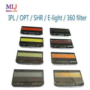 Filtro profissional OPT / IPL / E-Light / 360 magneto-óptico permanente depilação ipl