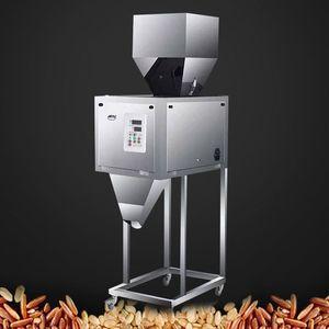 50-5000g Grande machine de remplissage automatique pour chat de grains de café de farine de graines de thé grain machine d'emballage alimentaire