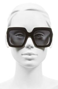 2020 Brand New Luxo Mulheres Homens 0053s Óculos De Sol Moda Full Quadro Ladies Vintage Retro Marca Designer Oversized Feminino Lazer Sun Óculos