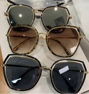 Occhiali da sole retrò pilota Occhiali da sole sportivi unisex per occhiali sportivi da donna con stampa leopardata