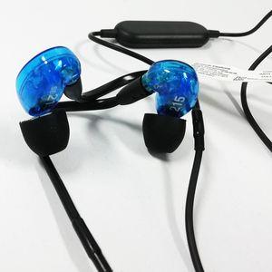 2021 Yeni SE215-BT1 Kablosuz Bluetooth Kulaklıklar Efsanevi Performance Specil Edtion Earphones Bluetooth Etkin İletişim Kablosu