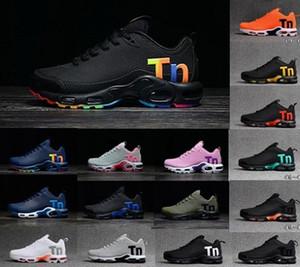 2019 Hava Mercurial Artı Tn Ultra SE kpu Tasarımcı Ayakkabı Siyah Gökkuşağı shoes36-46 çalışan Havalandırma spor spor ayakkabı tns Chausseures Artan