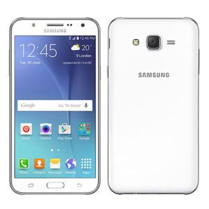 Original restaurado Samsung Galaxy J7 J700F 1.5G / 16G 5.5 pulgadas real 4G LTE Dual Sim Andorid Octa Core cámara WIFI desbloqueado teléfono celular