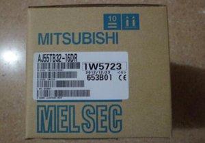 1 قطع 100٪ الأصلي ميتسوبيشي plc AJ55TB32-16DR جديد حر المعجل الشحن AJ55TB3216DR في مربع