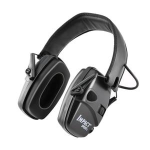 Anti-parazit Darbe Ses Amplifikasyon Elektronik Koruyucu Kulaklık İşitme kulaklık Taktik Avcılık Atıcılık