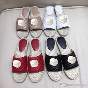 Классические кожаные мультяшные тапочки с большой головкой Тапочки новые продукты женские туфли Металлические застежки с толстым дном Обувь для рыбаков Пляжные тапочки