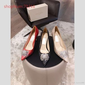 Fashion designer shoes true leather pointed toes crystal decoration sandals top quality luxury party wedding dress shoes size 34-40