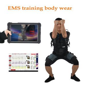 EMS 속옷 정장과 EMS 슬리밍 EMS 휴대용 근육 자극기