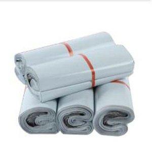 HARDIRON Weiß Kurier Taschen Selbstklebende Poly Mailer Weiß Poly Mailing Post-Umschlag-Beutel aus Kunststoff Express Courier Taschen HARDIRON sweet07