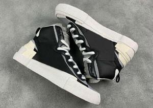 Sacai x Blazer Mid LDV con gli uomini donne Dunk scarpe da corsa camo mais Navy nero bianco pedana piatta mens formatori scarpe sportive