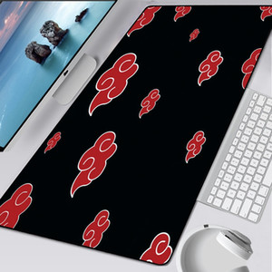 Computer & Office Naruto Anime Mouse Pad 900x400mm HD Pattern Large Computer Mousepad Cool Gaming Cartoon XXL Pad to Mouse Keyboard Desk